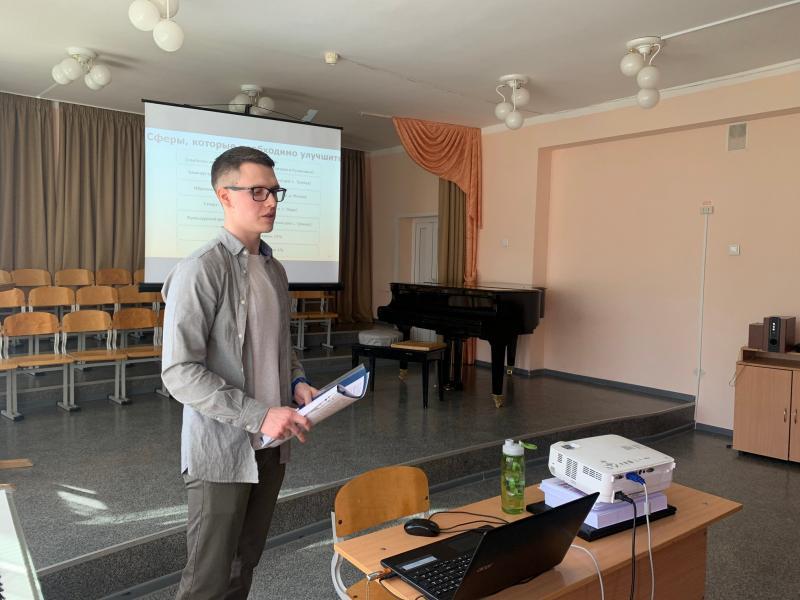Презентация социального паспорта Сылвенского сельского поселения